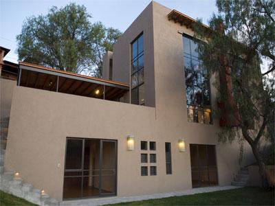 Casas de venta en centro san miguel de allende for Arquitectura mexicana contemporanea